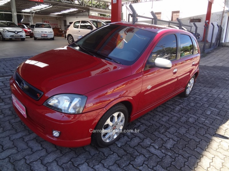 corsa 1.8 mpfi ss 8v flex 4p manual 2006 caxias do sul