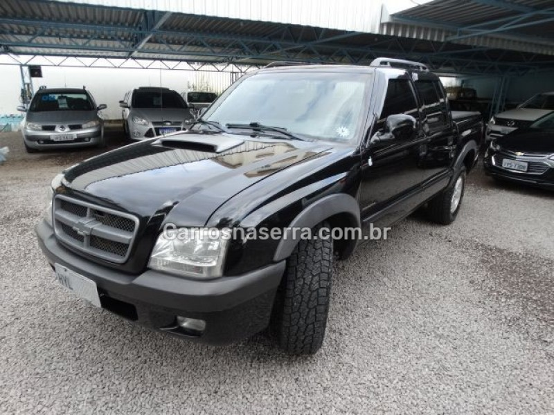 s10 2.8 tornado 4x4 cd 12v turbo electronic intercooler diesel 4p manual 2008 nova prata