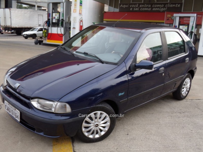 palio 1.5 mpi el 8v gasolina 4p manual 1998 caxias do sul