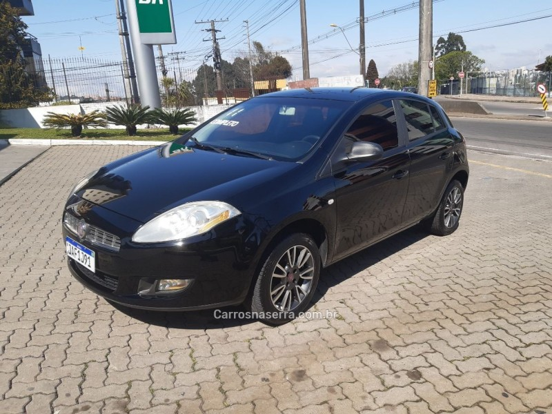 bravo 1.8 essence 16v flex 4p manual 2011 caxias do sul