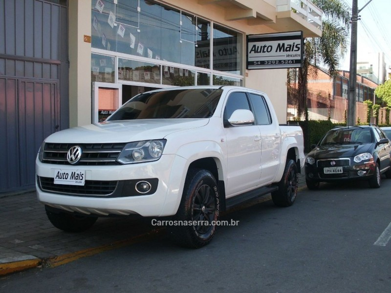 amarok 2.0 highline 4x4 cd 16v turbo intercooler diesel 4p manual 2011 flores da cunha