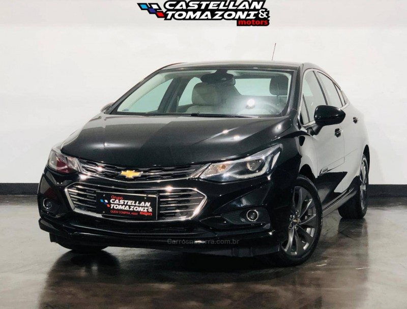 CRUZE 1.4 TURBO LTZ 16V FLEX 4P AUTOMÁTICO - 2017 - CAXIAS DO SUL