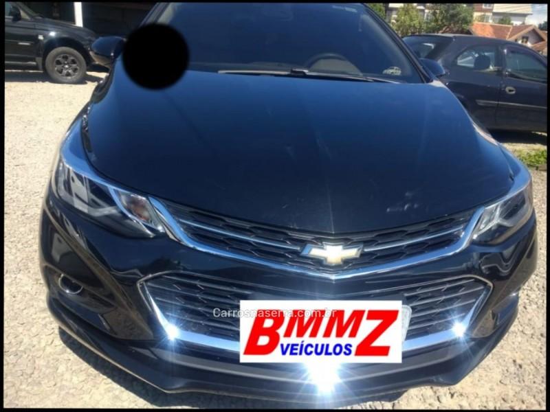 CRUZE 1.4 TURBO LTZ 16V FLEX 4P AUTOMÁTICO - 2018 - GRAMADO