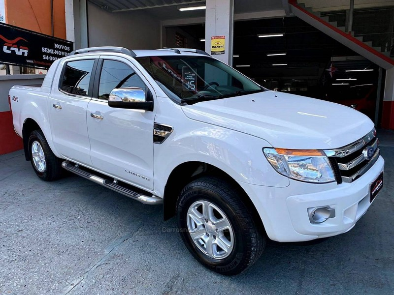 ranger 3.2 limited 4x4 cd 20v diesel 4p automatico 2016 caxias do sul
