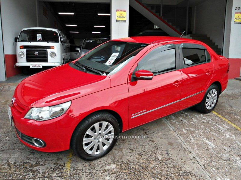 VOYAGE 1.6 MI COMFORTLINE 8V FLEX 4P MANUAL - 2012 - CAXIAS DO SUL