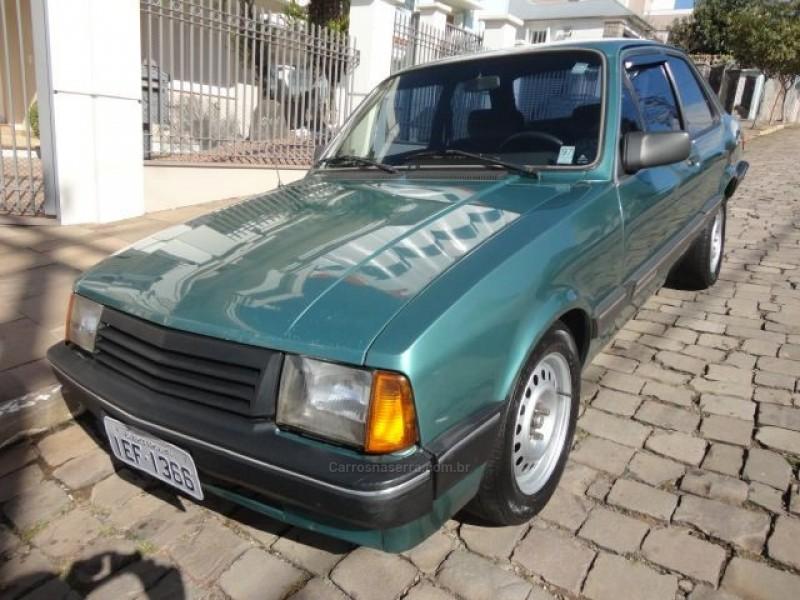 chevette 1.6 sl e 8v gasolina 2p manual 1988 bento goncalves