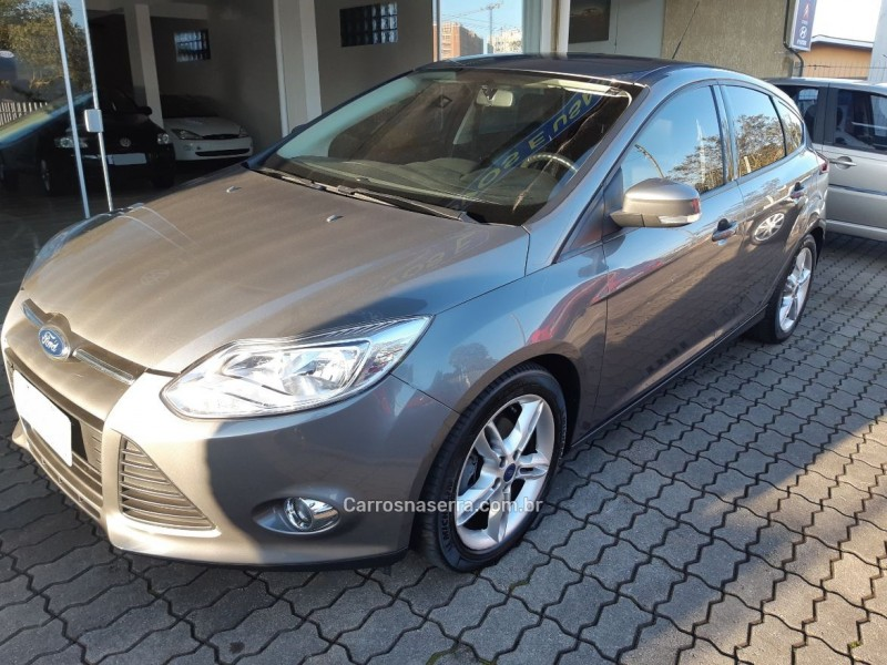 focus 2.0 se 16v flex 4p powershift 2015 farroupilha