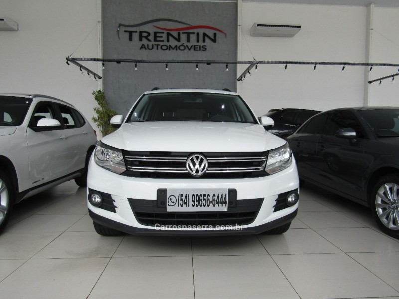 tiguan 1.4 tsi 16v turbo gasolina 4p 2017 erechim