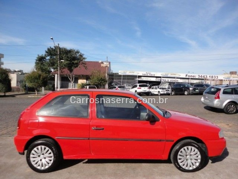gol 1.6 mi 8v gasolina 2p manual 1997 guapore