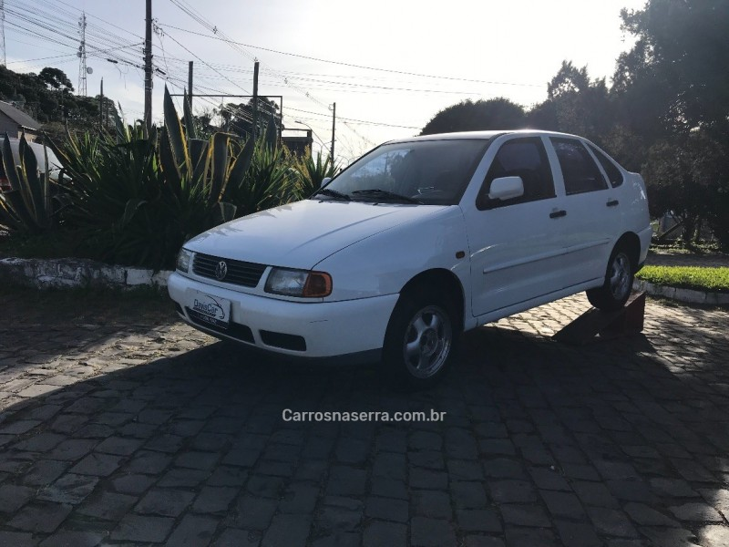polo 1.8 mi classic special sedan 8v gasolina 4p manual 1999 caxias do sul