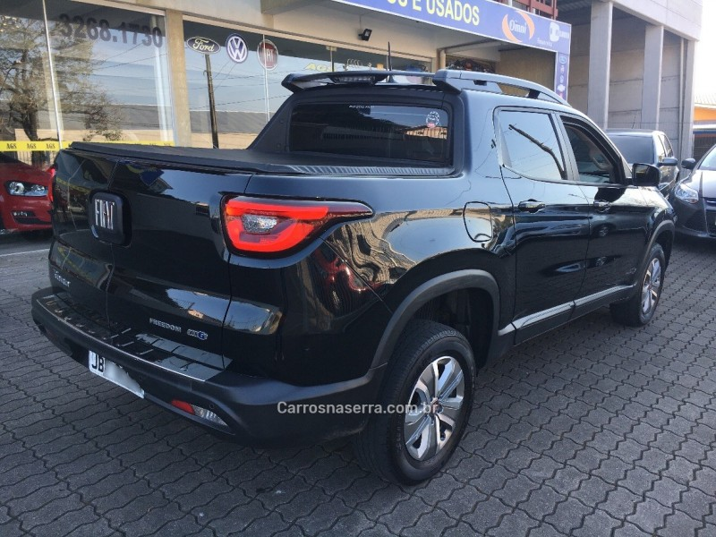 TORO 1.8 16V EVO FLEX FREEDOM ROAD AUTOMÁTICO - 2018 - FARROUPILHA