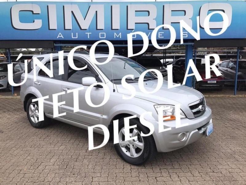 sorento 2.5 ex 4x4 16v diesel 4p automatico 2009 igrejinha