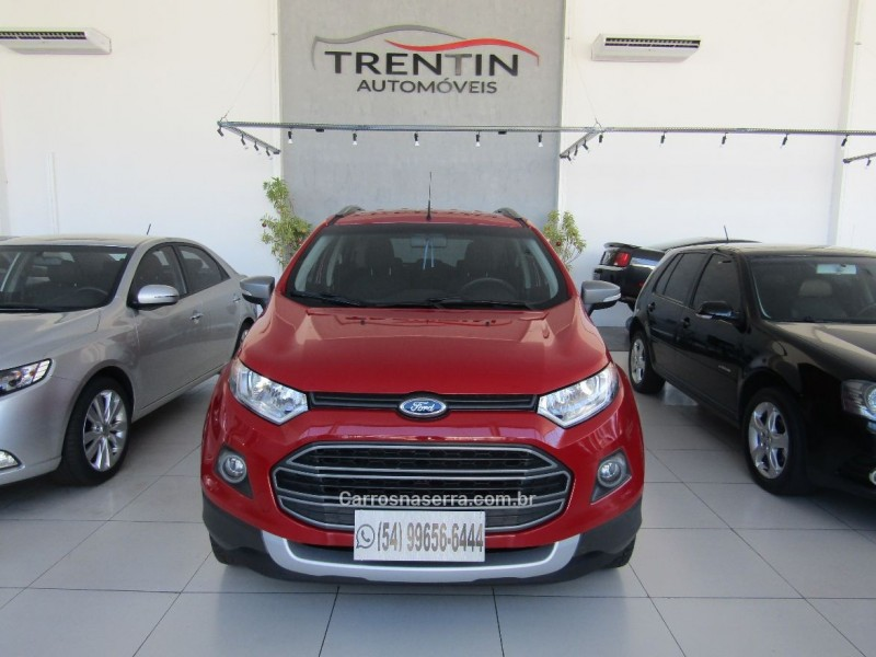 ecosport 1.6 freestyle 8v flex 4p manual 2014 erechim