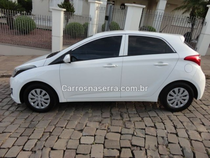 HB20 1.0 COMFORT PLUS 12V FLEX 4P MANUAL - 2015 - BENTO GONçALVES