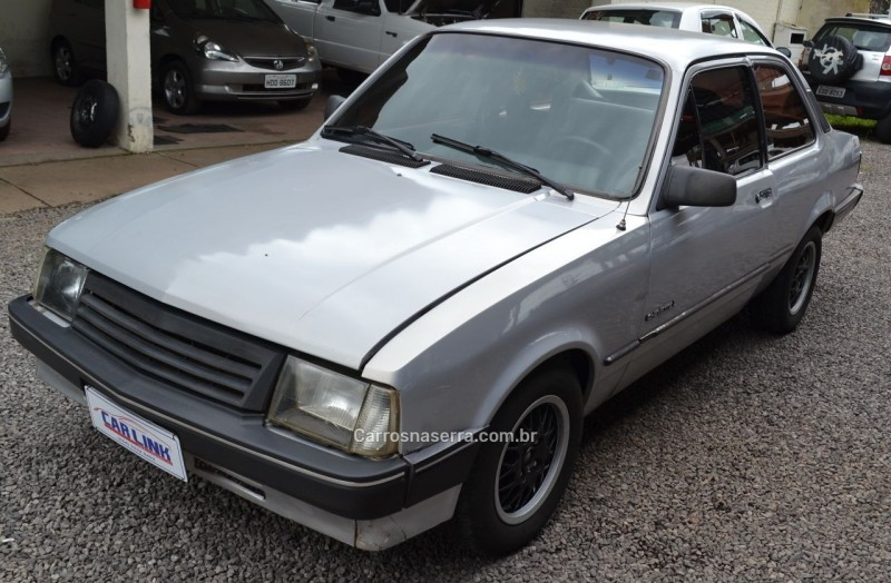 chevette 1.6 l 8v gasolina 2p manual 1993 vacaria