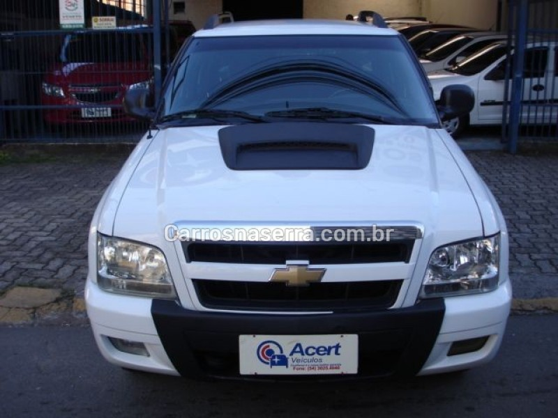 s10 2.8 tornado 4x4 cd 12v turbo electronic intercooler diesel 4p manual 2011 caxias do sul