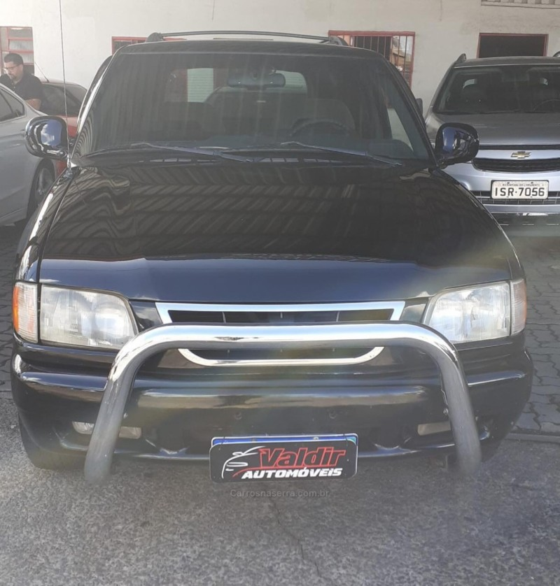 blazer 4.3 sfi dlx executive 4x2 v6 12v gasolina 4p manual 1997 caxias do sul