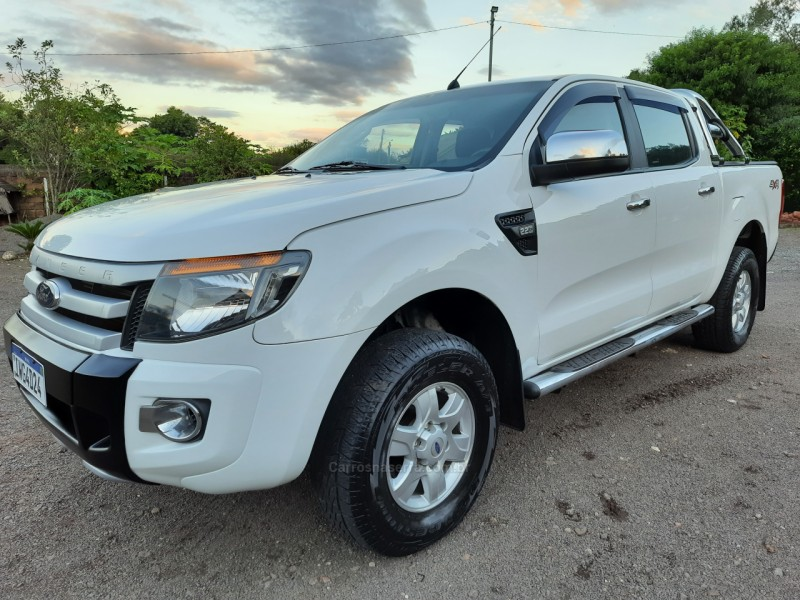 ranger 2.2 xl 4x4 cd 16v diesel 4p manual 2015 ivoti