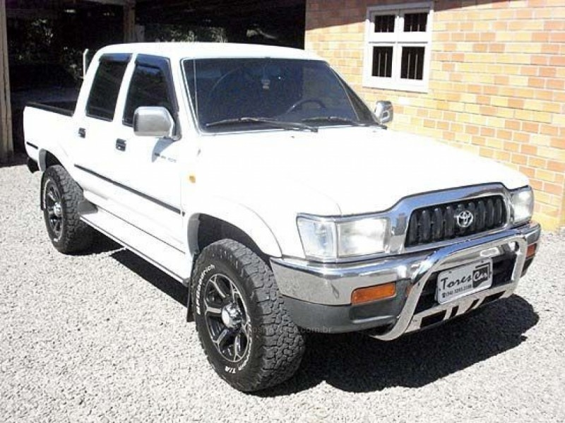 hilux 3.0 srv 4x4 cd 16v turbo diesel 4p manual 2002 antonio prado