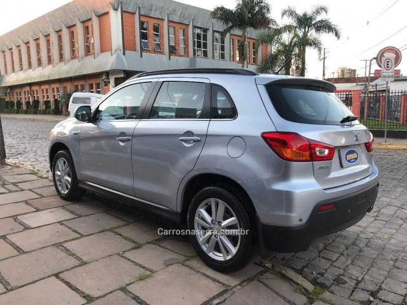 ASX 2.0 4WD 16V GASOLINA 4P AUTOMÁTICO - 2012 - BENTO GONçALVES