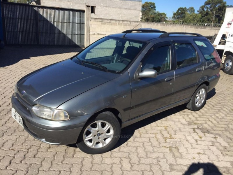 palio 1.6 mpi stile weekend 16v gasolina 4p manual 1998 caxias do sul