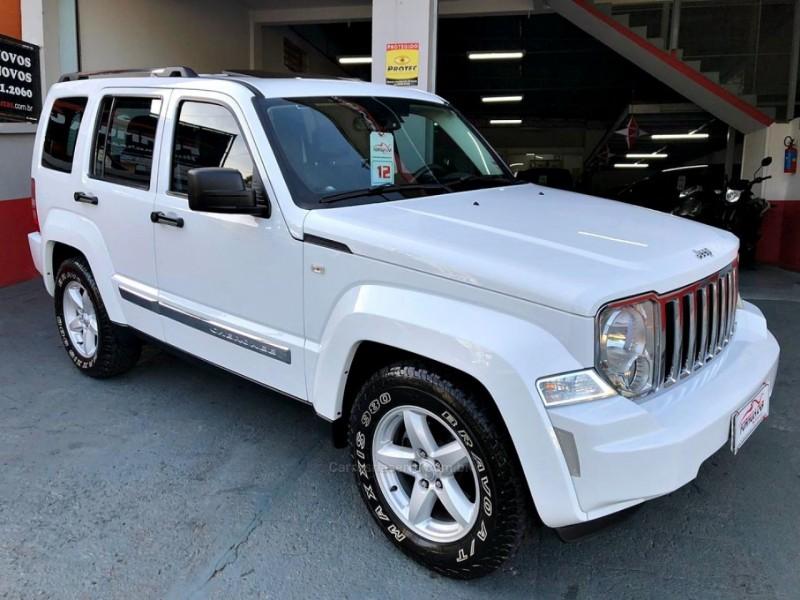 cherokee 3.7 limited 4x4 v6 12v gasolina 4p automatico 2012 caxias do sul