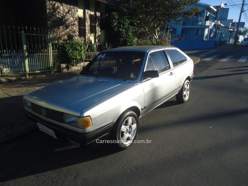 gol 1.6 cl 8v gasolina 2p manual 1994 caxias do sul
