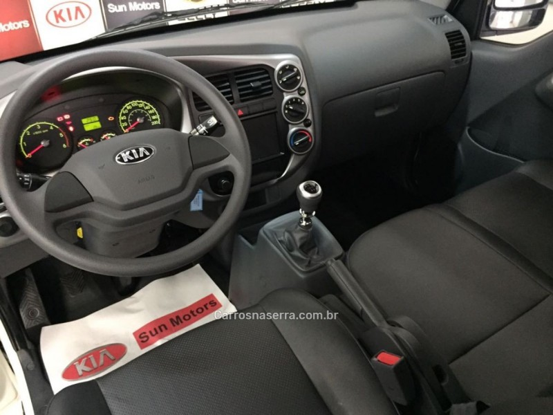 BONGO 2.5 K-2500 4X2 CS TURBO DIESEL 2P MANUAL - 2019 - GRAMADO