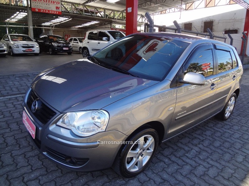 polo 1.6 mi sportline 8v flex 4p manual 2008 caxias do sul