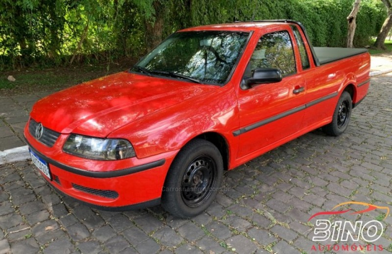 saveiro 2.0 mi cs 8v gasolina 2p manual g.iii 2000 farroupilha