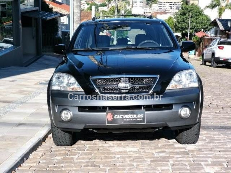 sorento 2.5 ex 4x4 16v diesel 4p manual 2006 bento goncalves