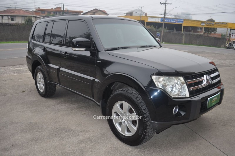 PAJERO FULL 3.2 GLS 4X4 TURBO INTERCOOLER DIESEL 4P AUTOMÁTICO - 2008 - CAXIAS DO SUL
