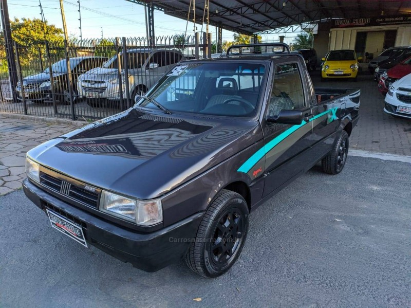 fiorino 1.6 mpi lx pick up cs 8v gasolina 2p manual 1996 caxias do sul