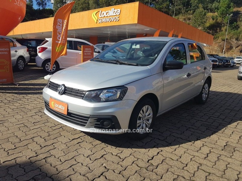 gol 1.6 mi 8v flex 4p manual 2019 caxias do sul