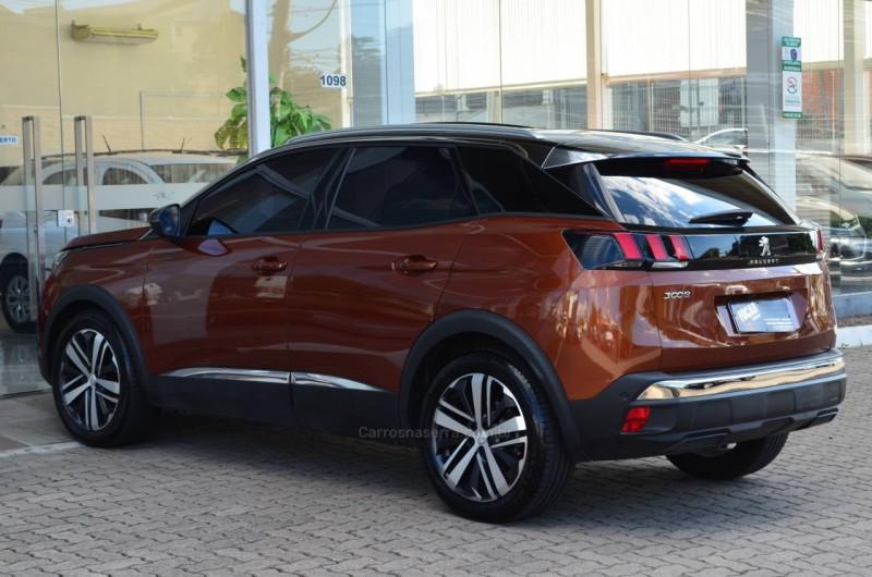 3008 1.6 GRIFFE PACK THP 16V GASOLINA 4P AUTOMÁTICO - 2020 - CAXIAS DO SUL