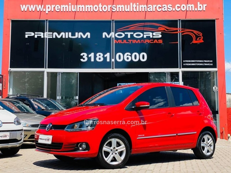 fox 1.6 msi highline 16v flex 4p manual 2015 estancia velha
