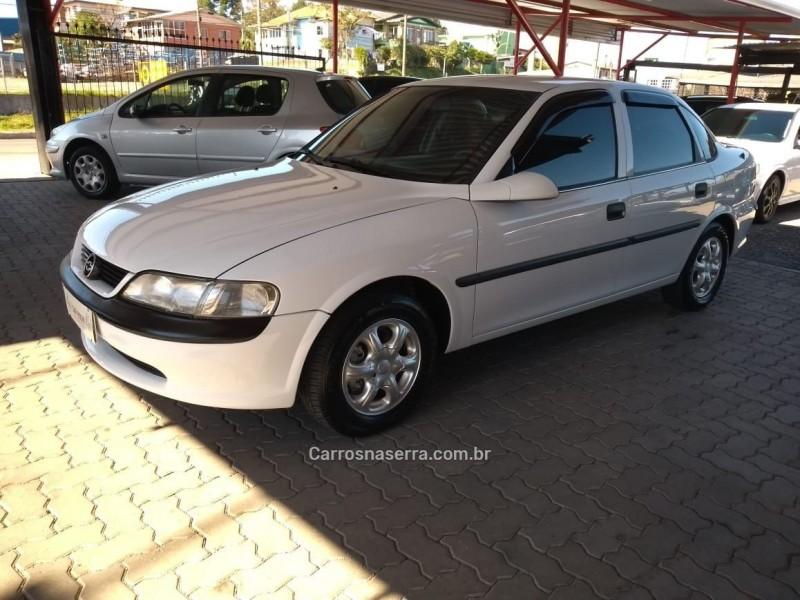 vectra 2.2 mpfi gl 8v gasolina 4p manual 1998 caxias do sul