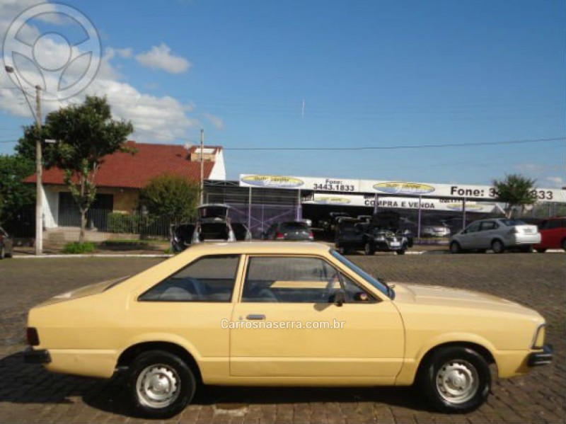 corcel 1.4 8v gasolina 2p manual 1978 guapore