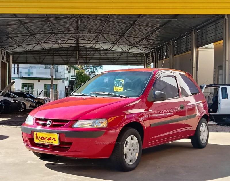 celta 1.0 mpfi vhc super 8v gasolina 2p manual 2003 vacaria