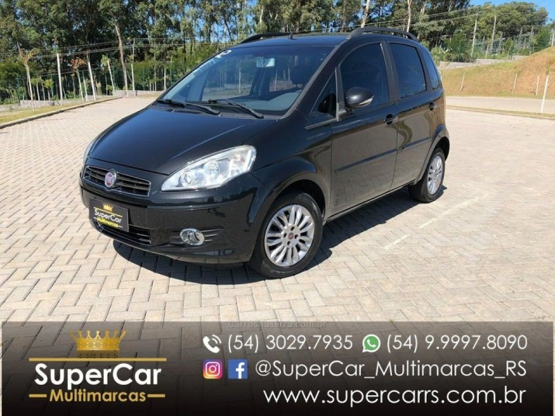 idea 1.4 mpi attractive 8v flex 4p manual 2012 caxias do sul