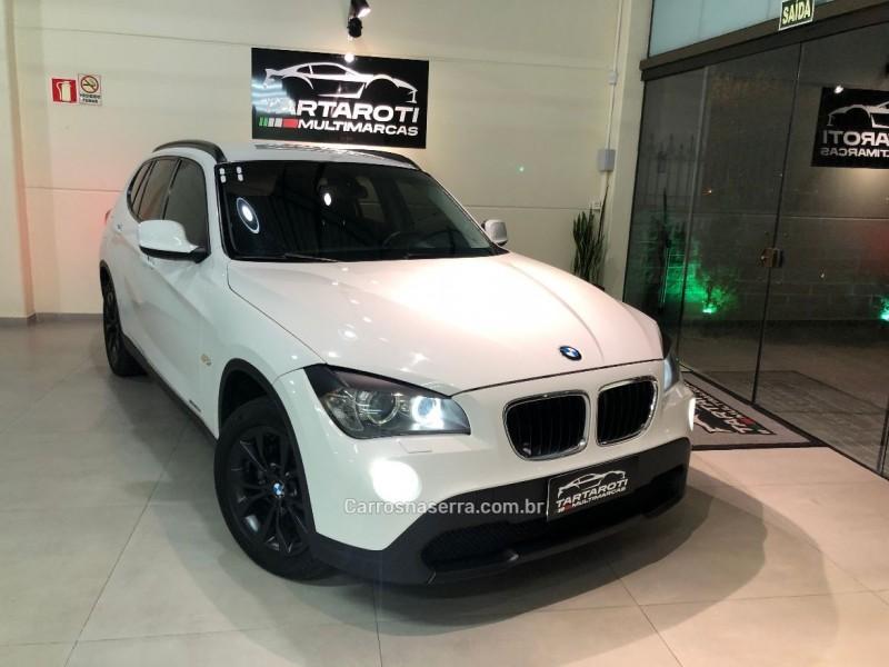 x1 2.0 18i 4x2 24v gasolina 4p automatico 2011 caxias do sul