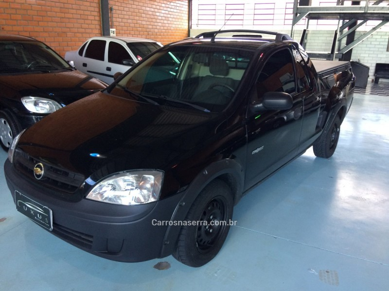 montana 1.8 mpfi conquest cs 8v flex 2p manual 2007 caxias do sul