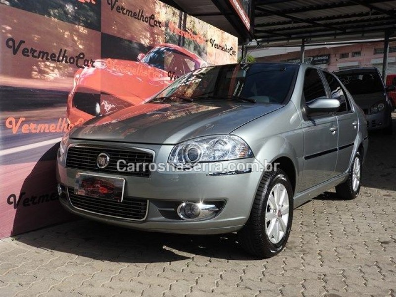 siena 1.4 mpi elx 8v flex 4p manual 2010 caxias do sul