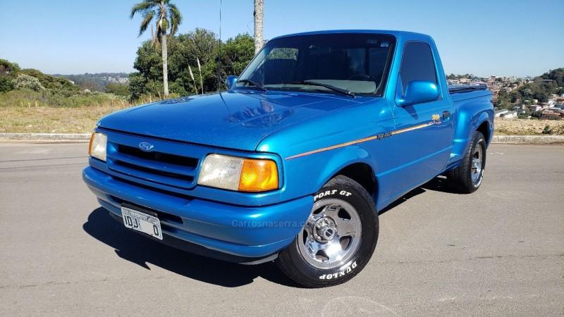 ranger 3.0 splash 4x2 cs v6 12v gasolina 2p manual 1995 caxias do sul