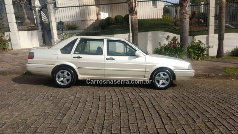 SANTANA 2.0 MI EXCLUSIV 8V GASOLINA 4P MANUAL - 1997 - CAXIAS DO SUL