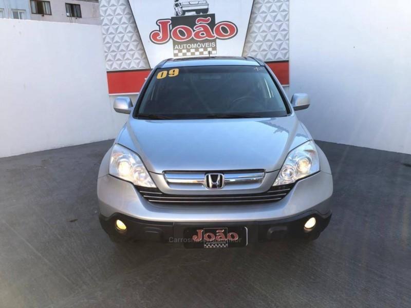 crv 2.0 exl 4x4 16v gasolina 4p automatico 2009 casca
