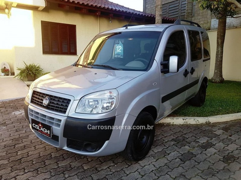 doblo 1.4 mpi attractive 8v flex 4p manual 2013 carlos barbosa