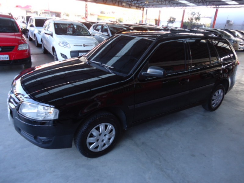 parati 1.6 mi plus 8v flex 4p manual g.iv 2006 caxias do sul