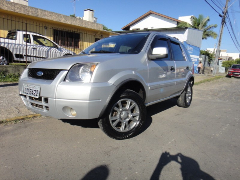 ecosport 1.6 xls 8v flex 4p manual 2004 caxias do sul