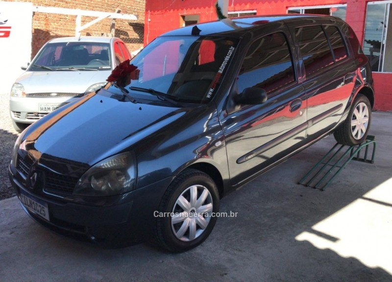 clio 1.0 expression 16v flex 4p manual 2004 caxias do sul